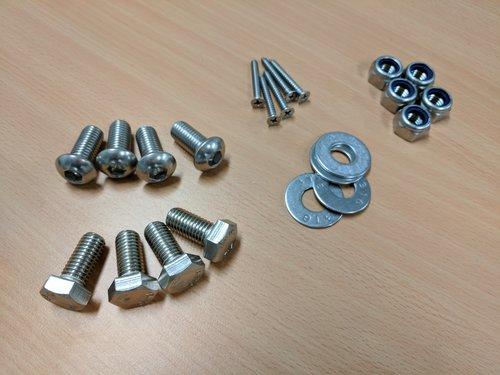 Various Stainless Steel Fixings