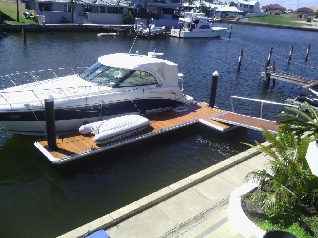 Residental Pontoon Gold Coast
