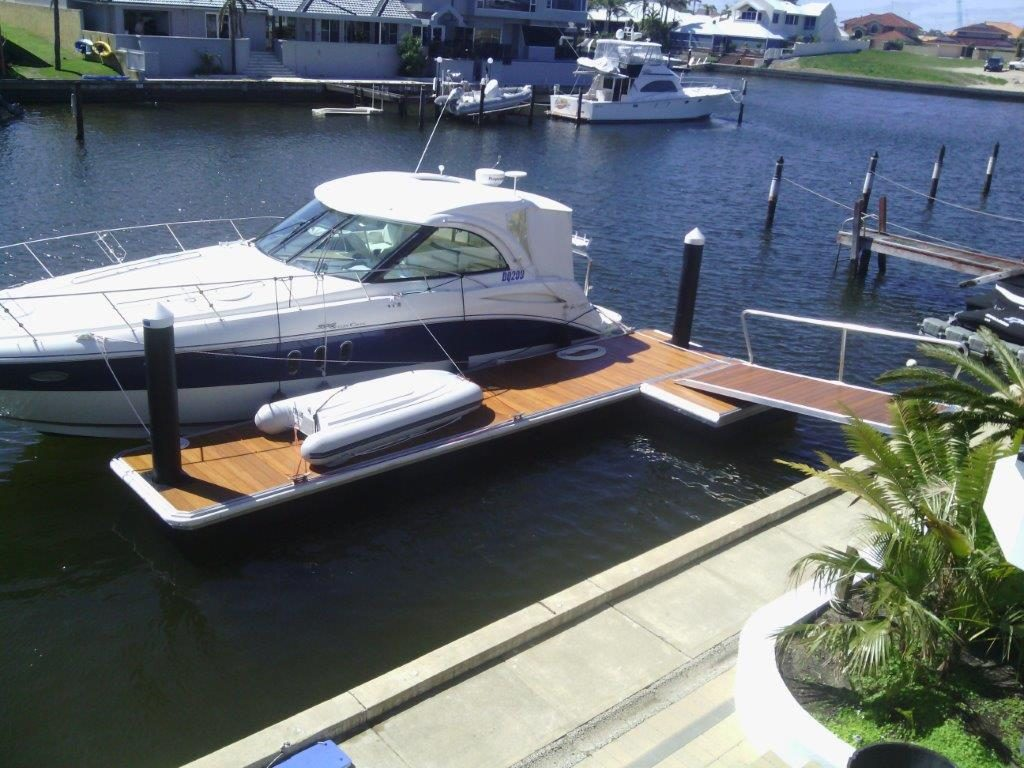 Residental Pontoon Hervey Bay